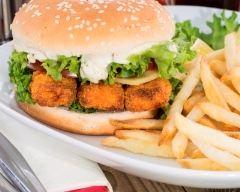 Recette hamburger au poisson