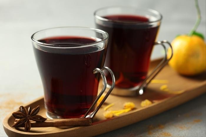 Recette de glögi  vin chaud épicé (finlande) facile et rapide