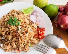 Recette riz thai facile à la sauce soja maison