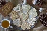 Recette de biscuits schwowebredele aux épices