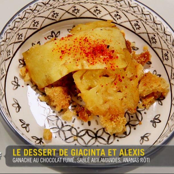 Ananas r ti minceur cuisine az recette for Az cuisine minceur