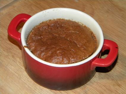 Recette de soufflé au chocolat au lait