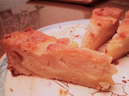 Recette de gâteau aux pommes extra moelleux
