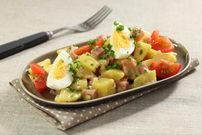 Recette de salade piémontaise facile et rapide