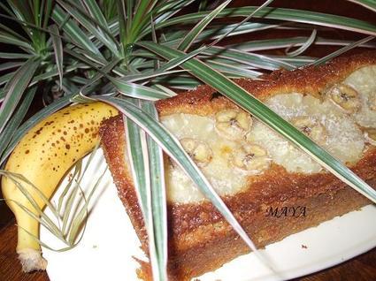 Recette de cake des îles ananas coco