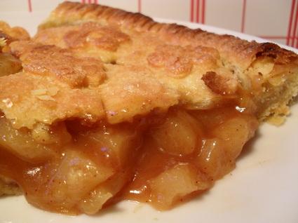 Recette apple pie à l'ancienne