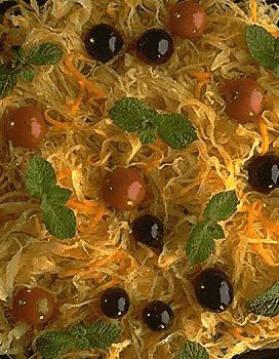 Choucroute en salade pour 4 personnes
