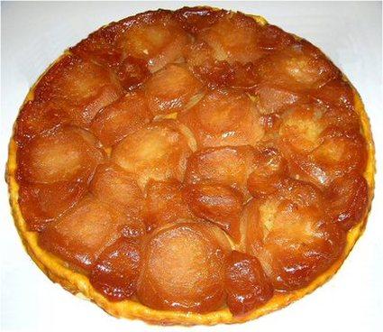 Recette de tarte tatin à l'ancienne