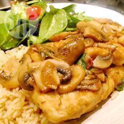 Recette poulet marsala – toutes les recettes allrecipes