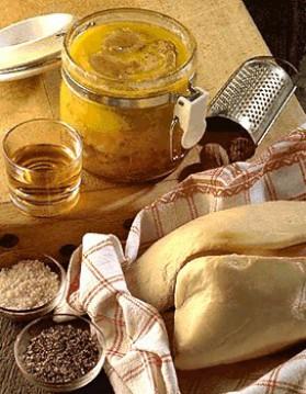 Foie gras à la vapeur pour 4 personnes