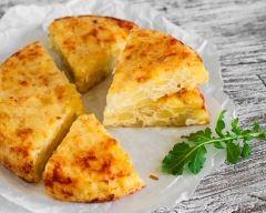 Recette tortilla aux pommes de terre express