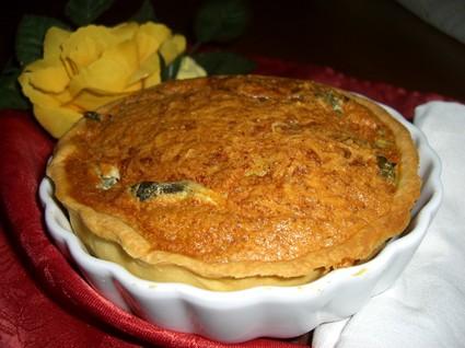 Recette de tarte aux poireaux 100% maison