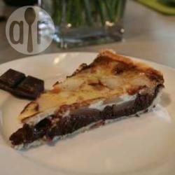 Recette tarte poire chocolat – toutes les recettes allrecipes