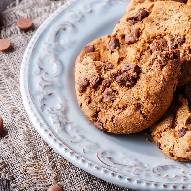 Recette cookies praliné noisette
