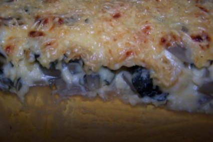 Recette de gratin de blettes à la béchamel et noix de muscade