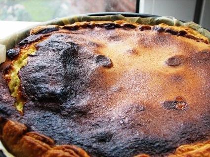 Recette de tarte au sucre facile et pas chère