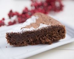 Recette gâteau au chocolat au cookeo
