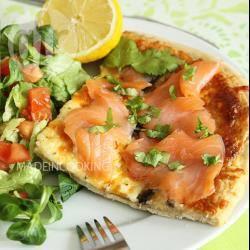 Recette pizza au saumon – toutes les recettes allrecipes