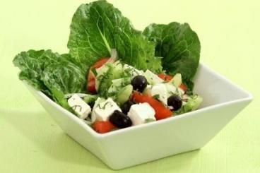 Recette de salade d'été à la grecque facile et rapide