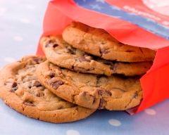 Recette cookies au chocolat facile