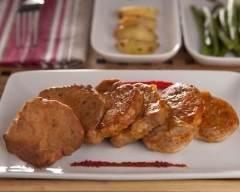 Recette filet mignon de porc