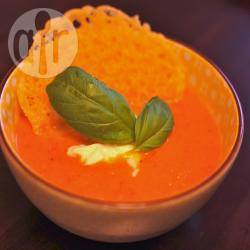 Recette velouté de tomates rôties et mascarpone – toutes les ...
