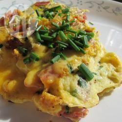Recette omelette jambon fromage – toutes les recettes allrecipes
