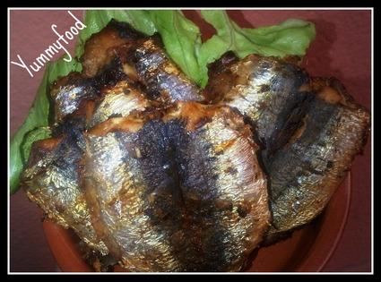 Recette de sardines à la chermoula