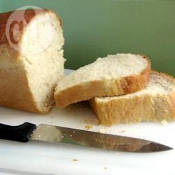 Recette le pain de mie de ma grand