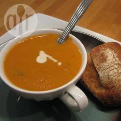 Recette soupe au poulet et aux légumes – toutes les recettes ...