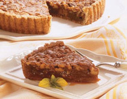 Recette de tarte aux noix de grenoble