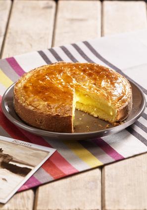 Recette de gâteau basque traditionnel