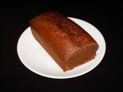 Recette de pain d'épices, amandes et miel