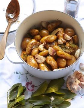 Pommes de terre au vinaigre balsamique pour 4 personnes ...
