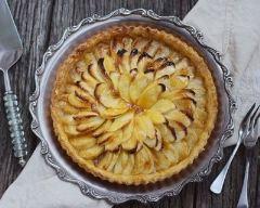 Recette tarte aux pommes à l'ancienne