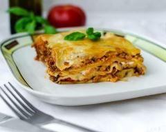 Recette lasagnes viande hachée et ketchup