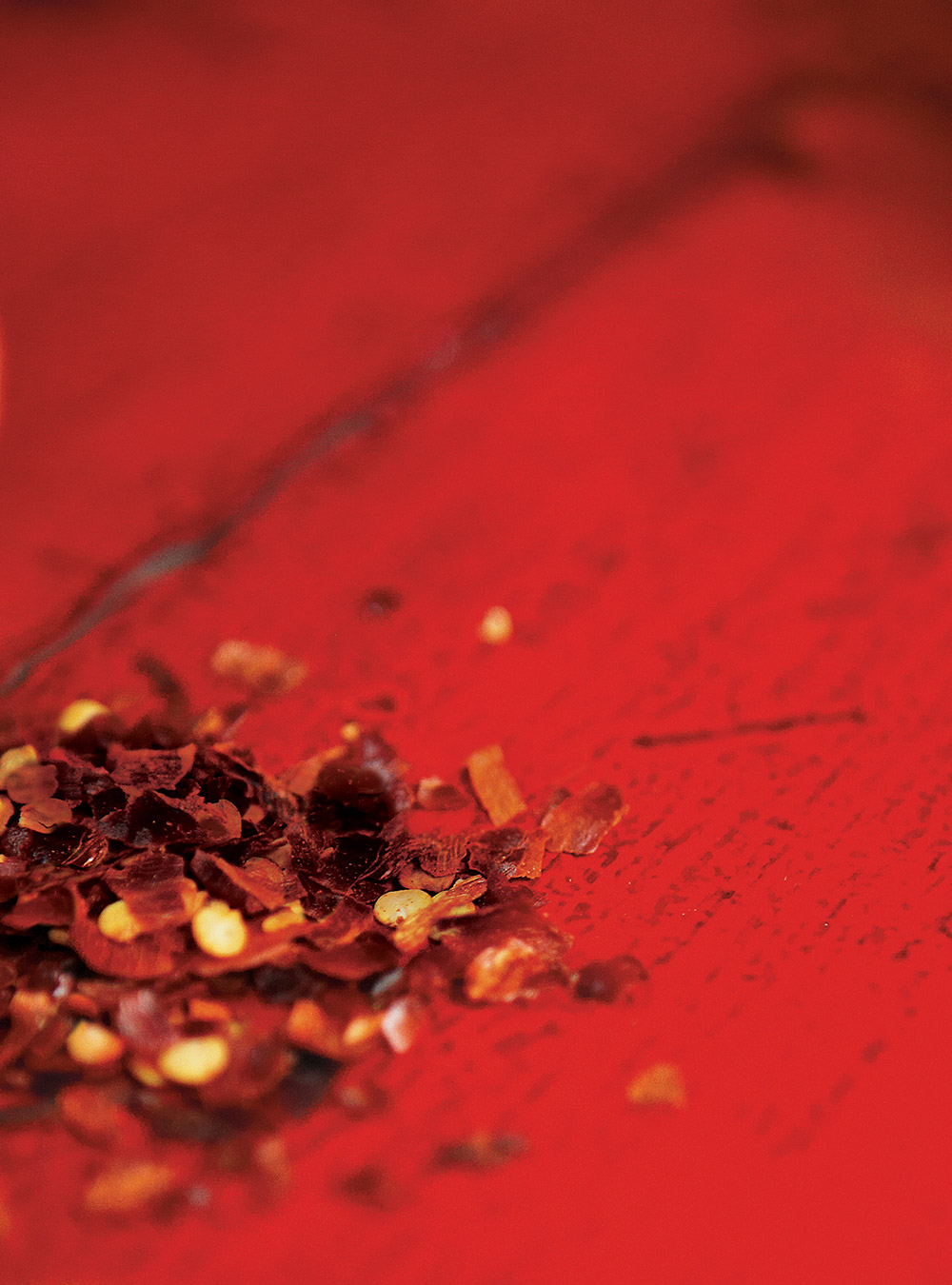 Pâte de piment forts de type sambal oelek | ricardo