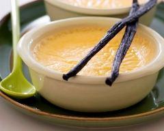 Recette crème légère à la vanille