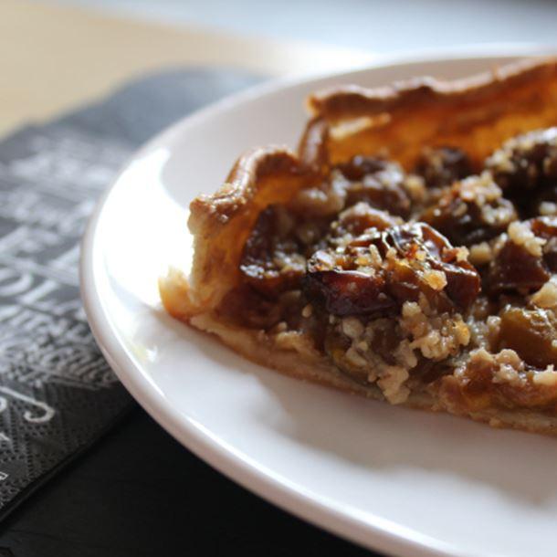 Recette tarte sablée lorraine (mirabelles)