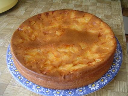 Recette de gâteau normand