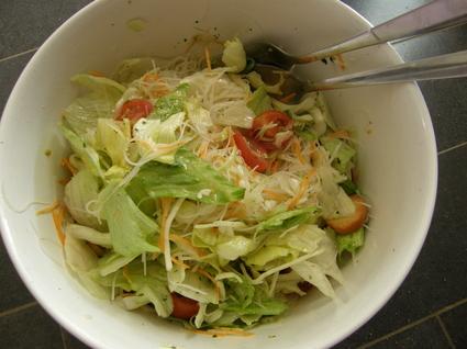 Salade fraîcheur originale