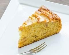 Recette gâteau à la pomme au yaourt