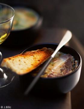 Confit de canard et foie gras pour 6 personnes