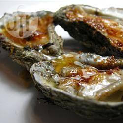 Recette huîtres au beurre de fenouil – toutes les recettes allrecipes