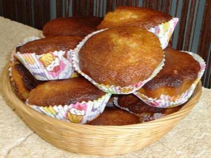 Recette de muffins noix, figues et miel
