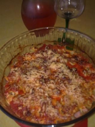 Recette de courgettes à la tomate