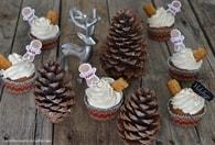 Recette de cupcakes pain d'épices et orange
