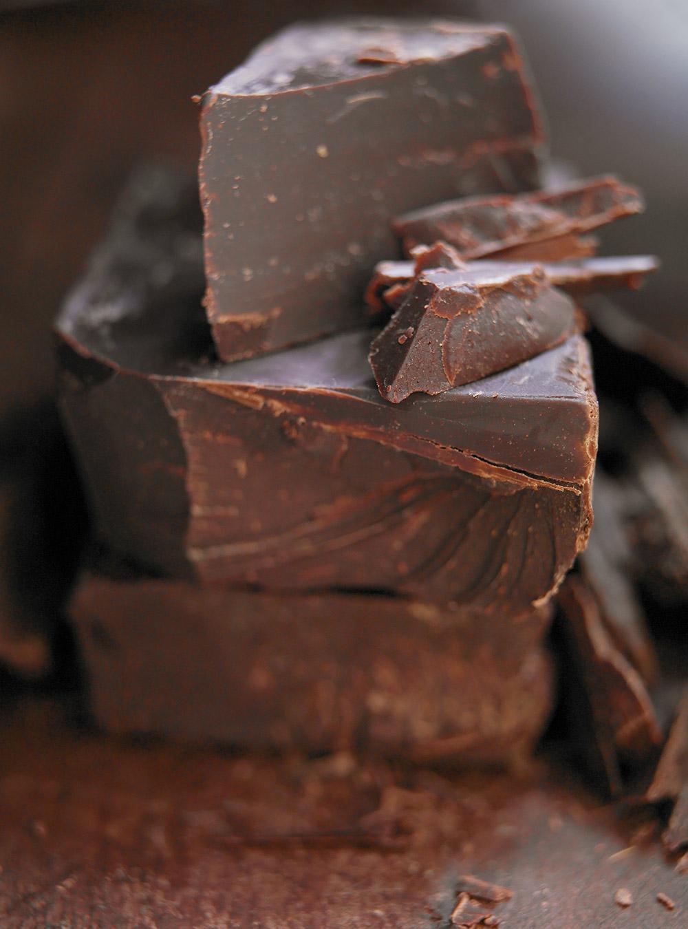 Pain au chocolat, à la banane et aux pacanes sans gluten | ricardo