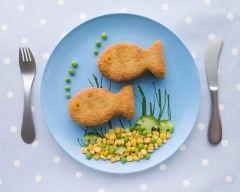 Recette croquettes de poisson pour enfants