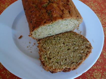Recette de pain de courgettes au sirop d'érable